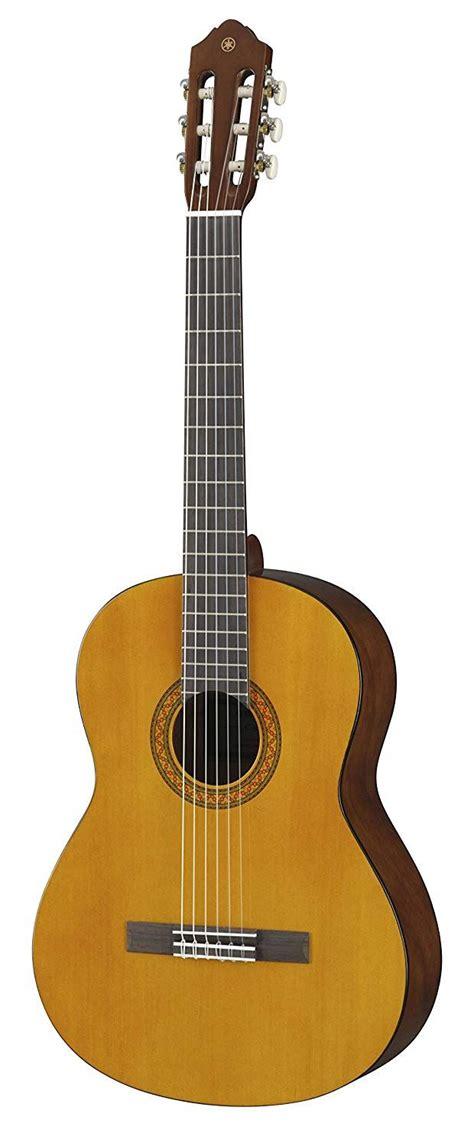 Yamaha C40Ii Acoustic Guitar Clasico Marron, Amarillo ...