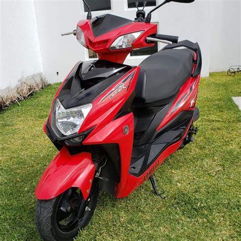Yamaha Cygnus Zr Motoneta Scooter 125cc   $ 23,000 en ...