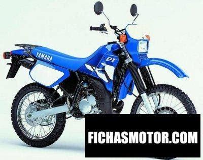 Yamaha dt 125 2003 | FICHA TÉCNICA y ESPECIFICACIONES