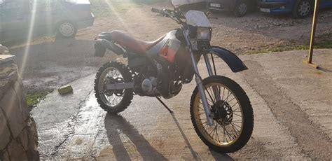 Yamaha DT 125 2t 125 cm3, 1994 god.