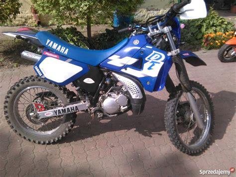Yamaha DT 125 2T Białogard   Sprzedajemy.pl