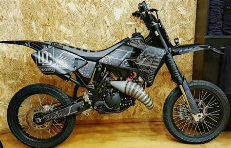 Yamaha dt 125   Dirtbikes, Motorcycle