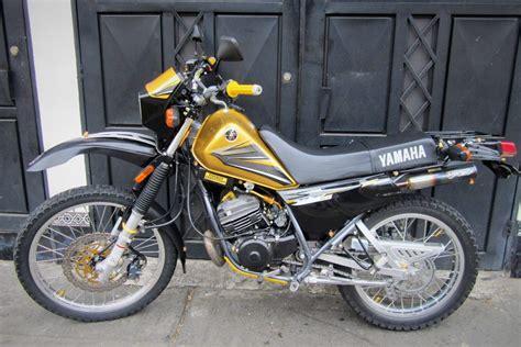 Yamaha Dt 125 Dorada 2007   $ 6.800.000 en TuCarro
