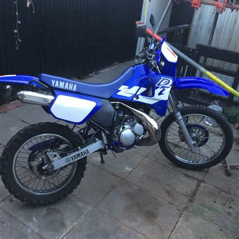 Yamaha dt 125 immaculate   in Camden, London   Gumtree
