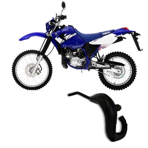 Yamaha DT 125 R 1988 2007 Big One Performance Front ...