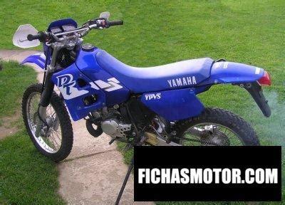 Yamaha dt 125 r 2000 | FICHA TÉCNICA y ESPECIFICACIONES