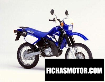 Yamaha dt 125 r 2002 | FICHA TÉCNICA y ESPECIFICACIONES
