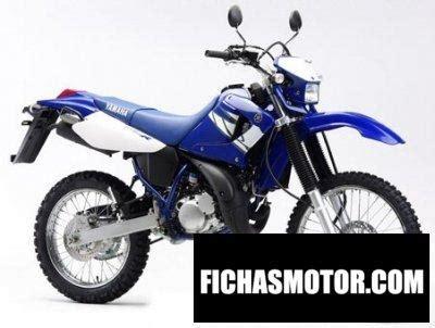Yamaha dt 125 re 2004 | FICHA TÉCNICA y ESPECIFICACIONES