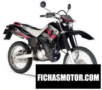 Yamaha dt 125 re 2006 | FICHA TÉCNICA y ESPECIFICACIONES