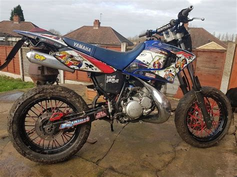 Yamaha dt 125 with 170 athena kit   in Brierley Hill, West ...