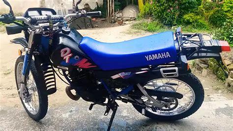 Yamaha dt 125   YouTube