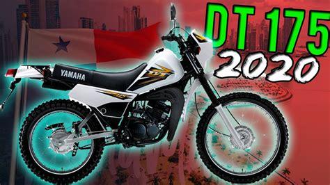 Yamaha DT 175 Modelo 2020  PRECIO y Ficha Tecnica la ...