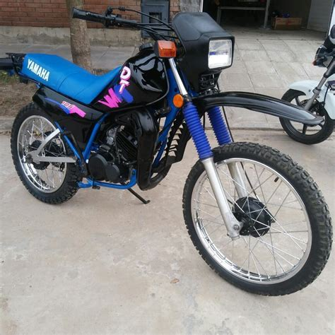 Yamaha Dt Original Nuevas   Brick7 Motos