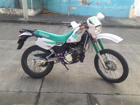 Yamaha Dt Precio 200   Brick7 Motos