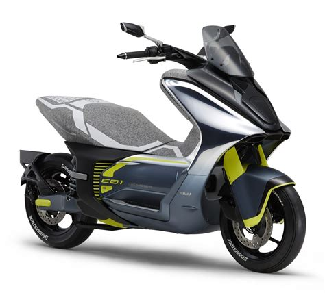 Yamaha E01 –  Elektrische Scooters 2021