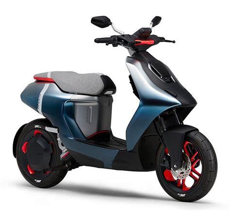 Yamaha E02 –  Elektrische Scooters 2021