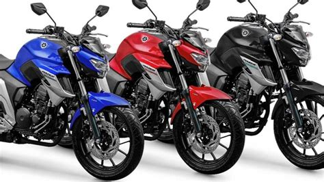 Yamaha Fazer 250 2020 photo