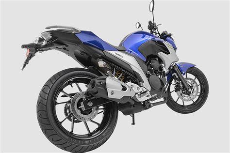 Yamaha Fazer 250 ABS 2020 chega com nova cor vermelha ...