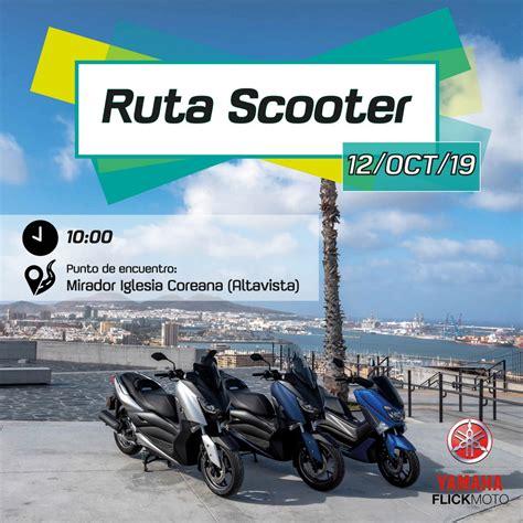 Yamaha Flick Moto te invita a participar en la I Ruta del ...