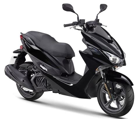 Yamaha Force 155 Moto Scooter Makes Its Debut