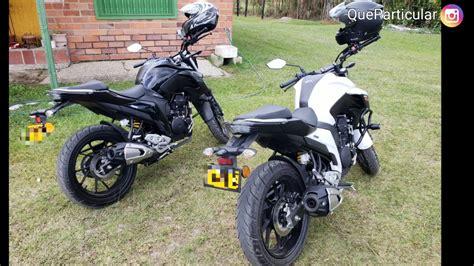Yamaha FZ 25   Subiendo Palmas. 2 Motos #FZ25 Que ...