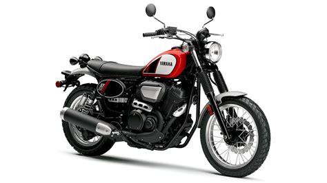 Yamaha goes retro with its new SCR950 motorcycle   LA Times