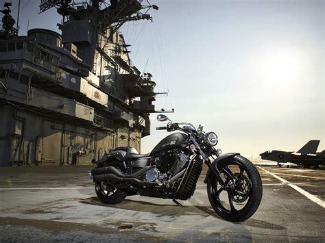 Yamaha mejora su modelo XVS1300 Custom