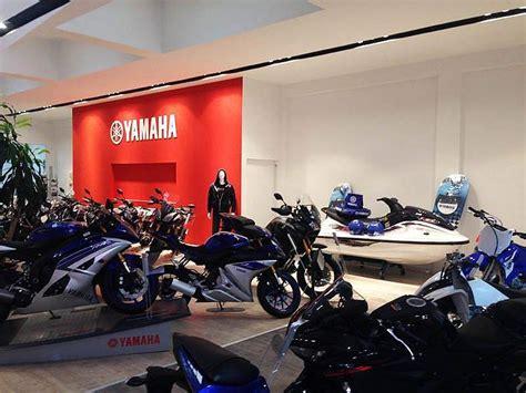 Yamaha Motor Madrid: un nuevo concepto de concesionario ...