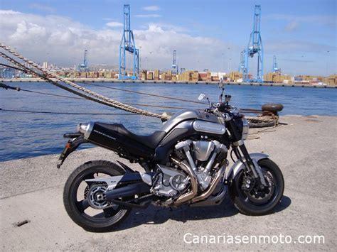 Yamaha MT 01, el sonido del trueno.   Canariasenmoto.com