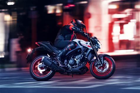 Yamaha MT 03 2020, una  hyper naked  para el A2 | Moto1Pro