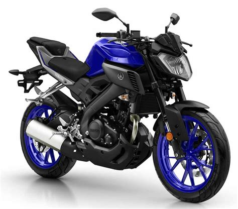 Yamaha MT 125 2018   Precio, Ficha Tecnica, Opiniones y Prueba