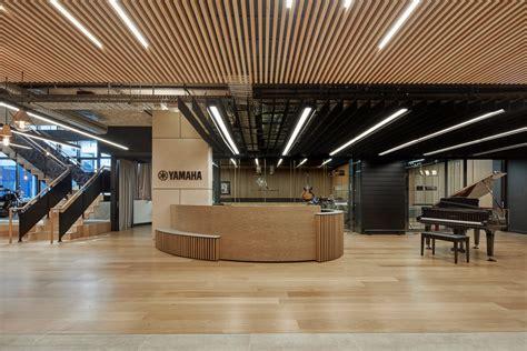 Yamaha Music Australia Headquarters   Melbourne   Office ...