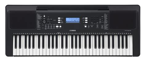 Yamaha Music launches Yamaha PSR E373 keyboard setting new ...