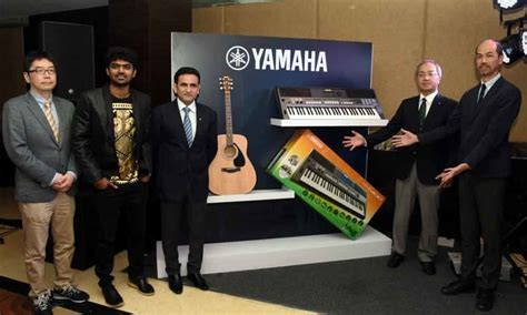 Yamaha Music unveils 2 instruments