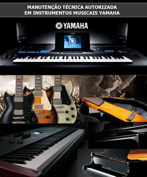 Yamaha Musical   Eletrônica Nacional