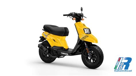 Yamaha presenta la propria gamma scooter Sport e 50cc m.y ...