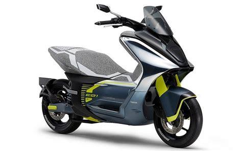 Yamaha presenta motos eléctricas para todos los gustos ...