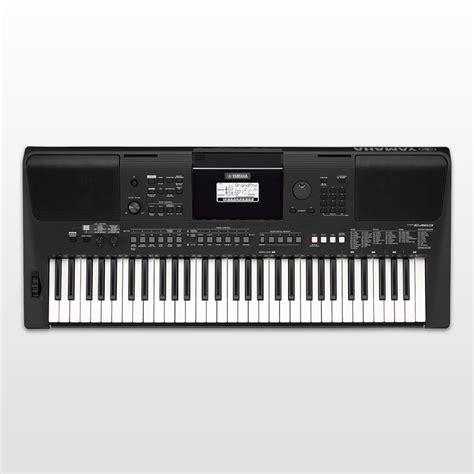 Yamaha PSR E463   Musical Las Palmas
