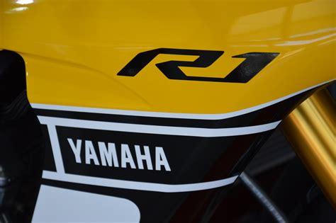 Yamaha R1 60th Anniversary, una joya única en Flick Moto ...