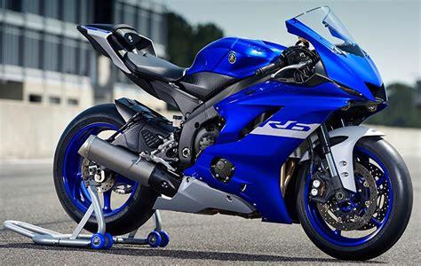 Yamaha R6, R3 y R125 2020: nuevos colores y paquete deportivo