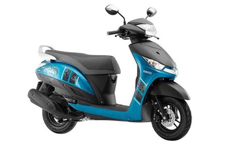 Yamaha scooters now get combined brakes   Autocar India
