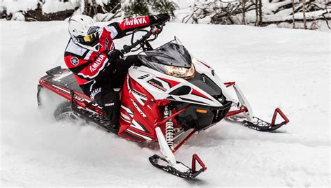 Yamaha Snowmobiles Offer Big Power in 2017   Snowmobile.com