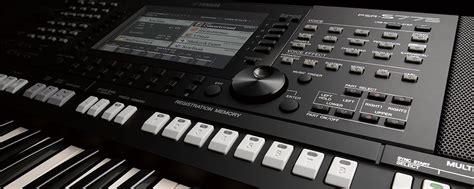 Yamaha Teclado Estacion De Trabajo Psr S775 Con Envio ...