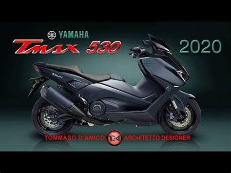 YAMAHA TMax 2020 – NUOVO LOOK   YouTube