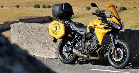 Yamaha Tracer 700: Moto oficial de La Vuelta a España ...