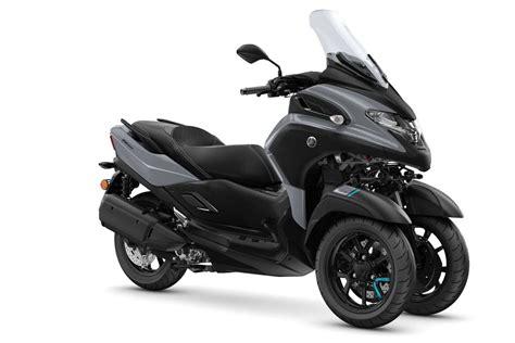 Yamaha Tricity 300 2020 Prueba, Precio y Ficha Técnica