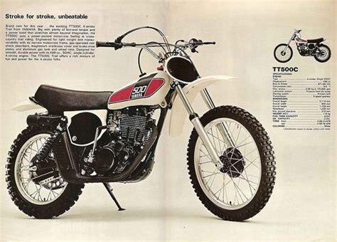 YAMAHA TT500 | motor and cycle | Pinterest | Yamaha ...