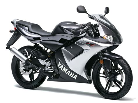 Yamaha TZR 50, 50 cc sport bike! ~ International Motor Sport