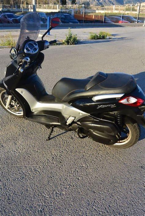 Yamaha XCity 125cc de 2008 | Motos, Motocicletas y Motos ...