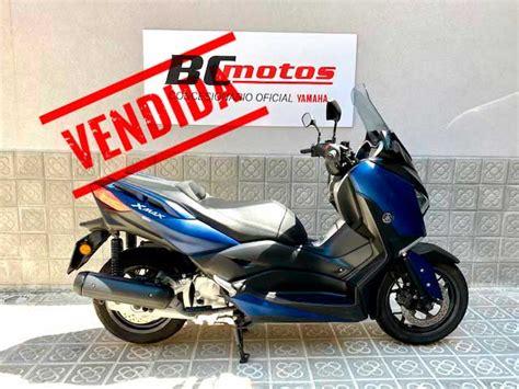 YAMAHA XMAX 125 de ocasión en BC Motos en Barcelona